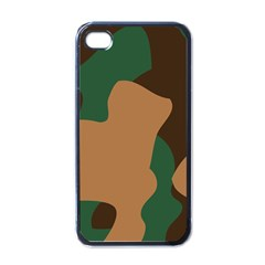 Military Camouflage Apple iPhone 4 Case (Black)
