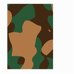 Military Camouflage Large Garden Flag (Two Sides)