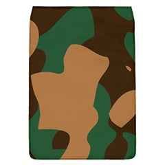 Military Camouflage Flap Covers (L)