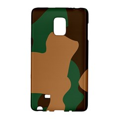 Military Camouflage Galaxy Note Edge