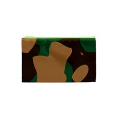 Military Camouflage Cosmetic Bag (XS)