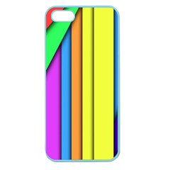 More Color Abstract Pattern Apple Seamless iPhone 5 Case (Color)