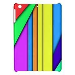 More Color Abstract Pattern Apple iPad Mini Hardshell Case
