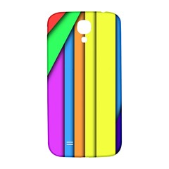 More Color Abstract Pattern Samsung Galaxy S4 I9500/I9505  Hardshell Back Case