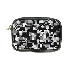 Noise Texture Graphics Generated Coin Purse