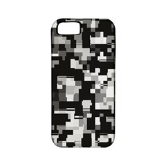 Noise Texture Graphics Generated Apple iPhone 5 Classic Hardshell Case (PC+Silicone)