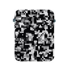 Noise Texture Graphics Generated Apple Ipad 2/3/4 Protective Soft Cases