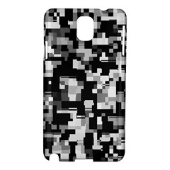 Noise Texture Graphics Generated Samsung Galaxy Note 3 N9005 Hardshell Case