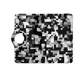 Noise Texture Graphics Generated Kindle Fire HDX 8.9  Flip 360 Case