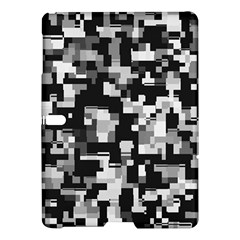 Noise Texture Graphics Generated Samsung Galaxy Tab S (10.5 ) Hardshell Case