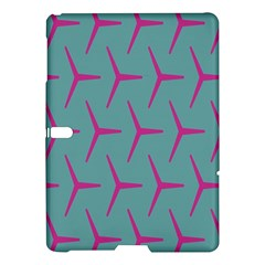Pattern Background Structure Pink Samsung Galaxy Tab S (10.5 ) Hardshell Case