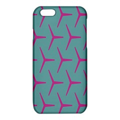 Pattern Background Structure Pink iPhone 6/6S TPU Case