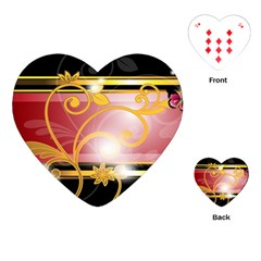 Pattern Vectors Illustration Playing Cards (Heart)