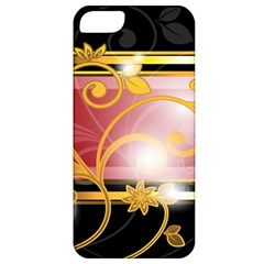 Pattern Vectors Illustration Apple iPhone 5 Classic Hardshell Case