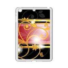 Pattern Vectors Illustration iPad Mini 2 Enamel Coated Cases