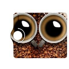 Owl Coffee Art Kindle Fire HDX 8.9  Flip 360 Case