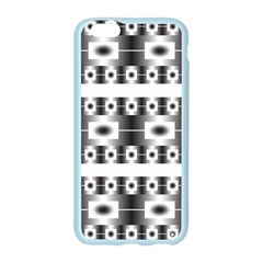 Pattern Background Texture Black Apple Seamless iPhone 6/6S Case (Color)