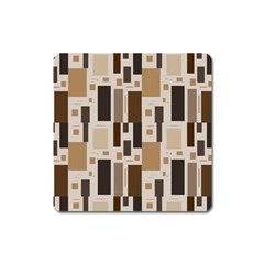 Pattern Wallpaper Patterns Abstract Square Magnet