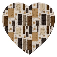 Pattern Wallpaper Patterns Abstract Jigsaw Puzzle (Heart)
