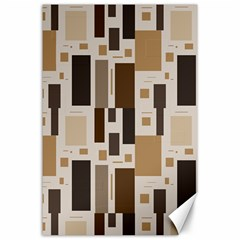 Pattern Wallpaper Patterns Abstract Canvas 24  x 36