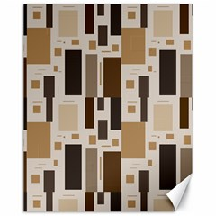Pattern Wallpaper Patterns Abstract Canvas 11  x 14