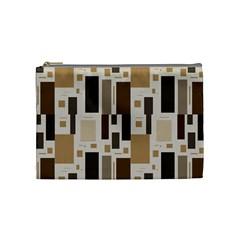 Pattern Wallpaper Patterns Abstract Cosmetic Bag (Medium)