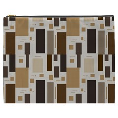 Pattern Wallpaper Patterns Abstract Cosmetic Bag (XXXL)