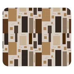 Pattern Wallpaper Patterns Abstract Double Sided Flano Blanket (Small)