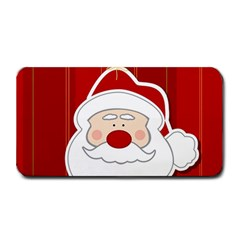 Santa Claus Xmas Christmas Medium Bar Mats