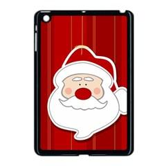 Santa Claus Xmas Christmas Apple iPad Mini Case (Black)