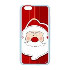 Santa Claus Xmas Christmas Apple Seamless iPhone 6/6S Case (Color)