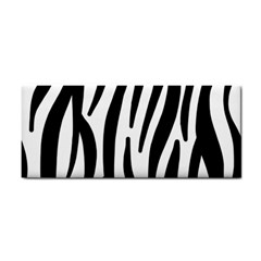 Seamless Zebra Pattern Cosmetic Storage Cases