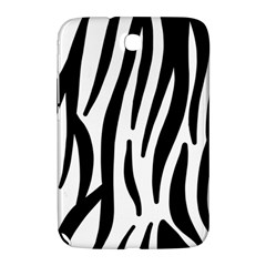 Seamless Zebra Pattern Samsung Galaxy Note 8.0 N5100 Hardshell Case