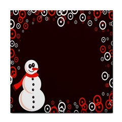 Snowman Holidays, Occasions, Christmas Tile Coasters