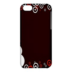Snowman Holidays, Occasions, Christmas Apple iPhone 5C Hardshell Case