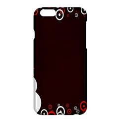 Snowman Holidays, Occasions, Christmas Apple iPhone 6 Plus/6S Plus Hardshell Case