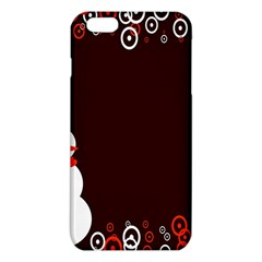 Snowman Holidays, Occasions, Christmas iPhone 6 Plus/6S Plus TPU Case