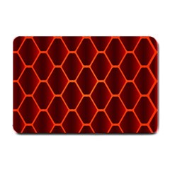 Snake Abstract Pattern Small Doormat