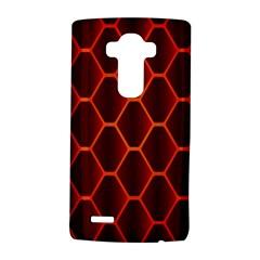 Snake Abstract Pattern LG G4 Hardshell Case