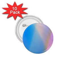 Twist Blue Pink Mauve Background 1.75  Buttons (10 pack)