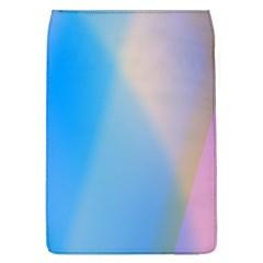 Twist Blue Pink Mauve Background Flap Covers (L)