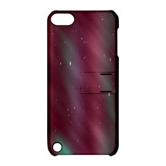 Stars Nebula Universe Artistic Apple iPod Touch 5 Hardshell Case with Stand