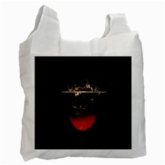 Strawberry Recycle Bag (Two Side)