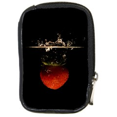 Strawberry Compact Camera Cases