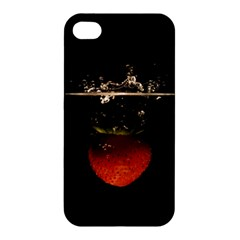 Strawberry Apple iPhone 4/4S Hardshell Case