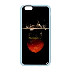 Strawberry Apple Seamless iPhone 6/6S Case (Color)