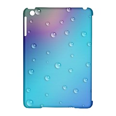 Water Droplets Apple iPad Mini Hardshell Case (Compatible with Smart Cover)