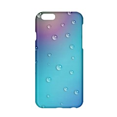 Water Droplets Apple iPhone 6/6S Hardshell Case