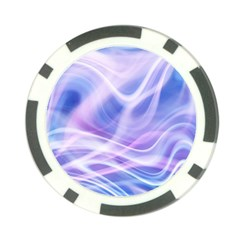 Abstract Graphic Design Background Poker Chip Card Guard