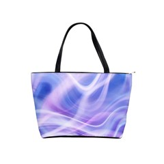 Abstract Graphic Design Background Shoulder Handbags